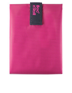 Roll'Eat Boc'n'Roll Square Pink Lunch/Sandwich Kit