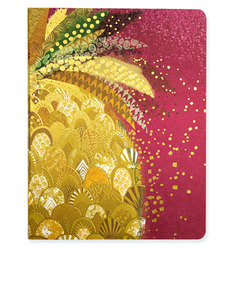 Go Stationery Opium Pineapple A6 Notebook