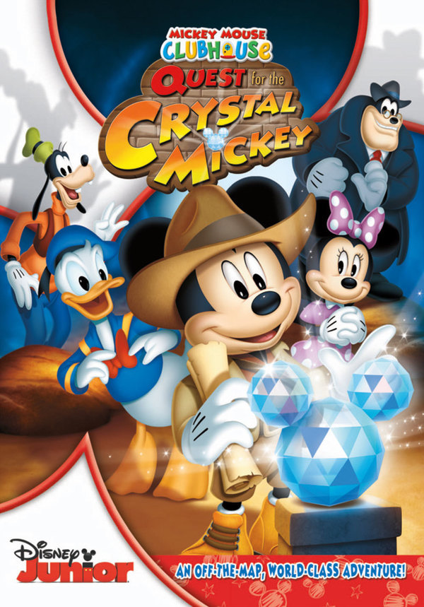 Mickey Mouse Clubhouse: Quest for the Crystal Mickey!
