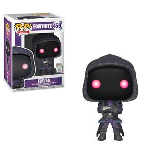 Funko Pop Games Fortnite S2 Raven Vinyl Figure