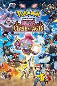 Pokemon The Movie: Hoopa & The Clash Of Ages