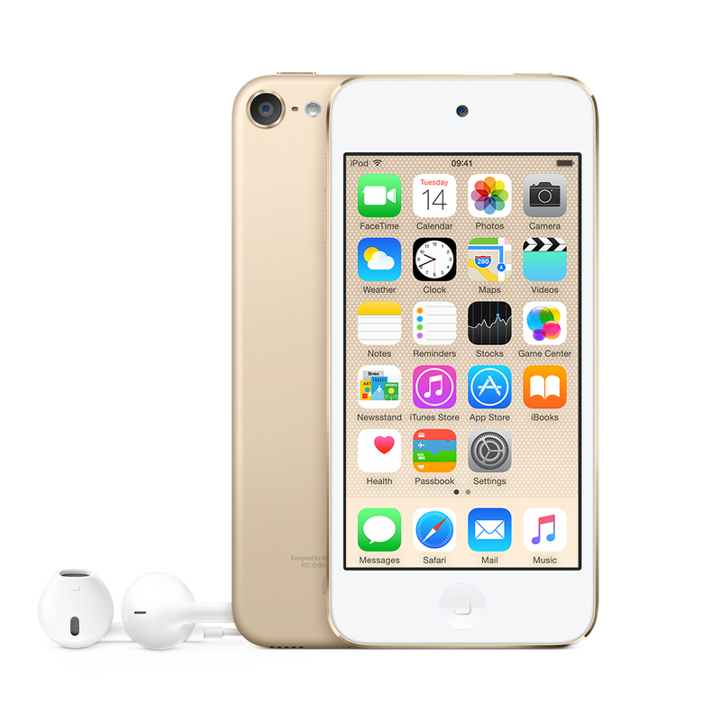 iPod Touch 32GB Gold [6th Generation]