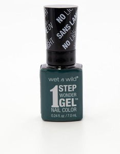 Wet N Wild Gel Nail Color Un-Teal Next Time