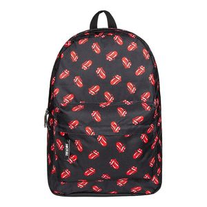 Rolling Stones Classic All-Over-Print Tongue Classic Rucksack