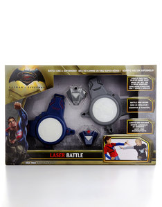 Laser Battle Batman Vs Superman Playset