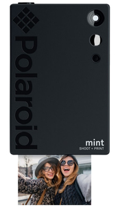 Polaroid Mint Instant Digital Camera Black