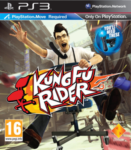 Kung Fu Rider [Pre-owned]