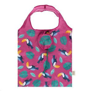 Something Different Toucan Foldable Shopping Bag