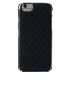 Cygnett Urbanshield Tech Pc Case With Silicone Inlay Grey/Black Iphone 6/6S