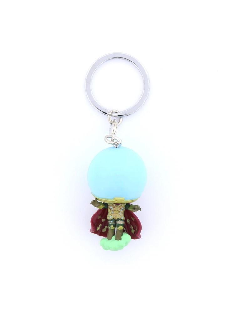 Far From Home Mysterio Keychain Figure Spider-man Pocket Pop