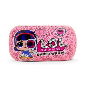 L.O.L. Surprise Under Wraps Doll Series 4 Mystery Pack [Includes 1]