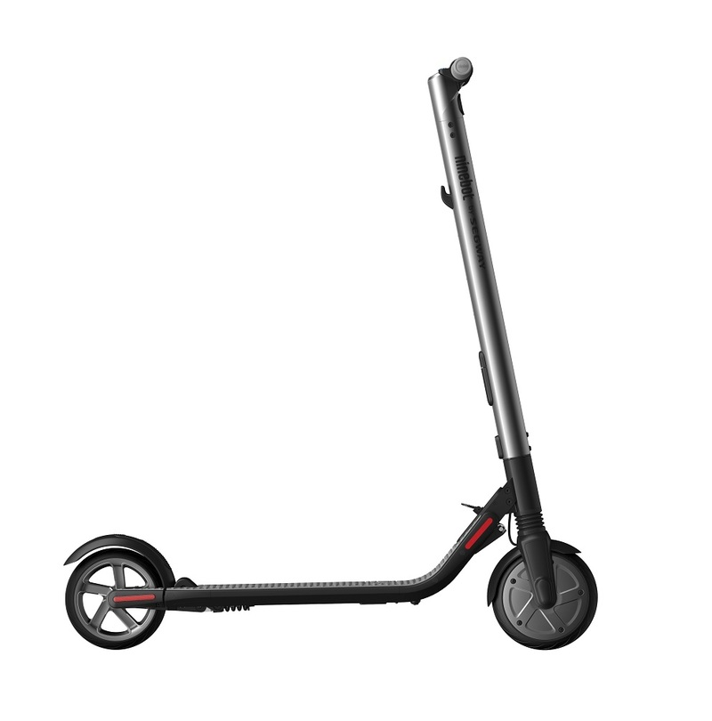 Ninebot by Segway KickScooter ES2 Grey