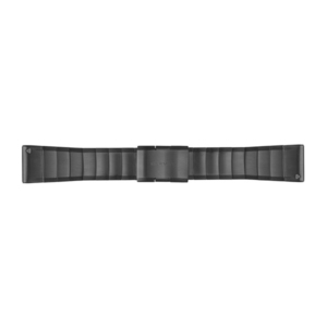 Garmin Fenix 5X 26mm Quick Fit Slate Grey Stainless Steel Band