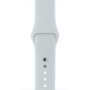 Apple Mist Blue Sport Band S/M & M/L For Apple Watch 42mm