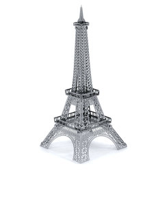3D Metal World La Tour Eiffel 1 Sheet