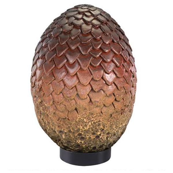 Game Of Thrones Drogon Egg Paperweight
