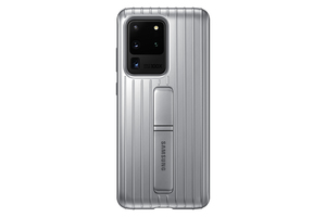 Samsung Protective Cover for Galaxy S20 Ultra Silver