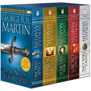 Game Of Thrones Boxset 2012