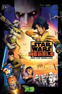 Star Wars Rebels: Season 3 [4 Disc Set]