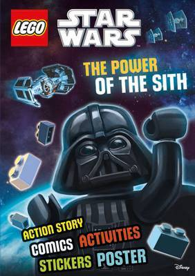 LEGO Star Wars the Power of the Sith: Activity Book with Stickers