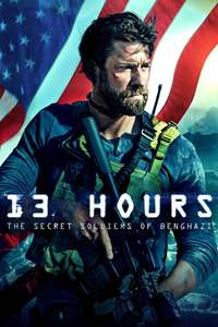 13 Hours: The Secret Soldiers of Benghazi [4k Ultra HD][2 Disc Set]