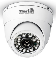 Merlin CCTV Camera Set 4Pcs