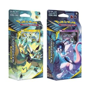 Pokemon TCG-SM10 Unbroken Bonds Theme Decks [Includes 1]