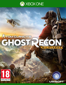 Tom Clancy's: Ghost Recon - Wildlands [Pre-owned]
