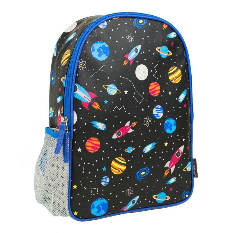 Petit Collage Eco Friendly Space Backpack