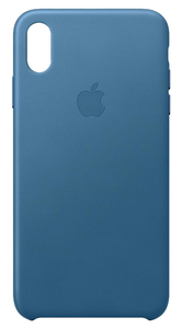 APPLE LEATHER CASE CAPE COD BLUE FOR IPHONE XS MAX