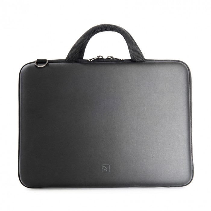 Tucano Dark Slim Bag Black Macbook 12/13/Ipad Pro