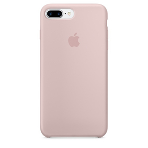Apple Silicone Case Pink Sand iPhone 7 Plus