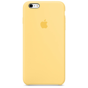 Apple Silicone Case Yellow iPhone 6/6S Plus