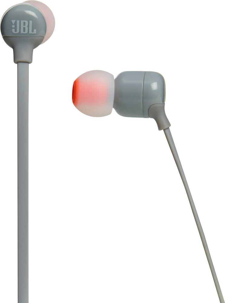 JBL T110 Grey Bluetooth In-Ear Earphones