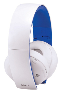 Sony Wirless Stereo Headset White Ps4
