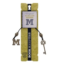 Book Keepers M Bookmark