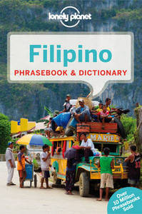 Lonely Planet Filipino Phrasebook & Dictionary