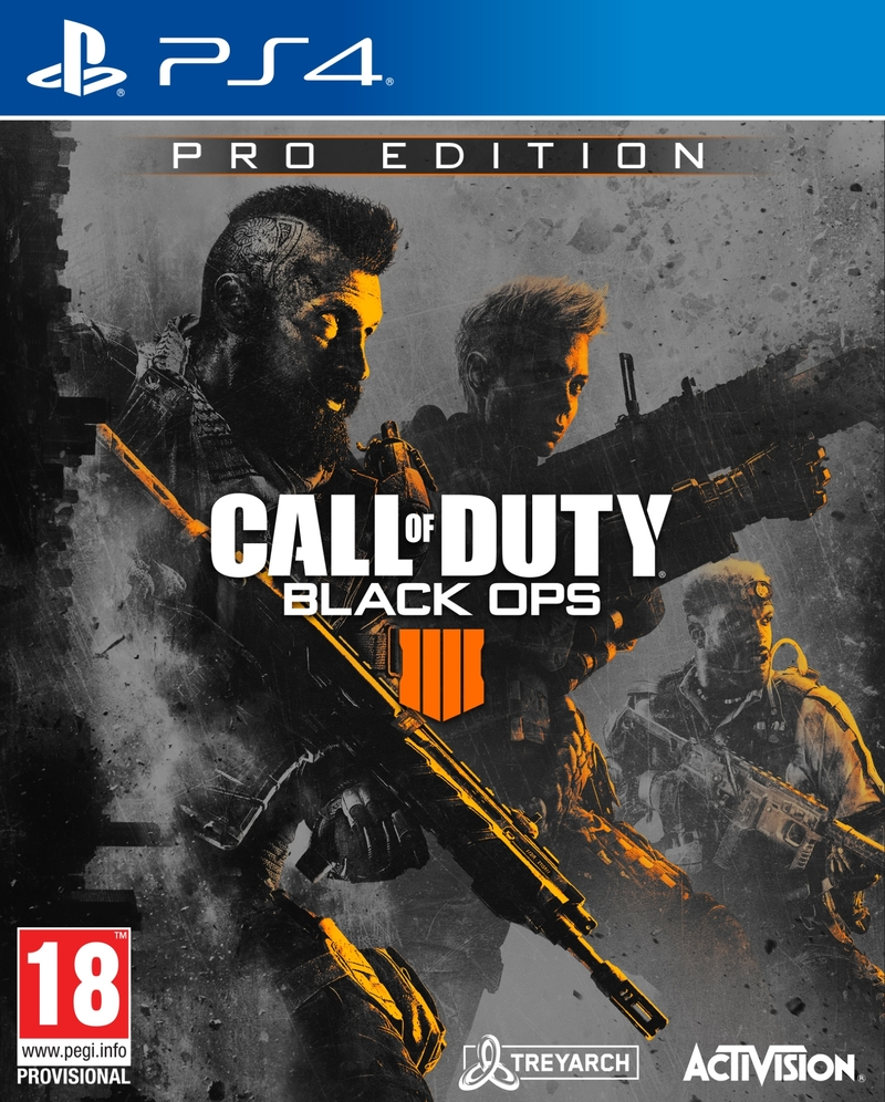 Call Of Duty Black Ops 4 Games Ps4 Gaming Virgin Megastore