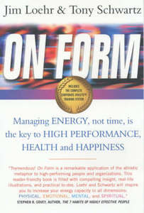 On Form Achieving High Energy Performance Without Sacrificicing Health & Happiness & Life Balance