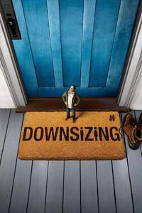 Downsizing [4K Ultra HD] [2 Disc Set]