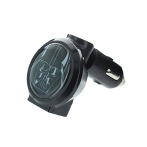 Star Wars Darth Vader Light Up Car Charger