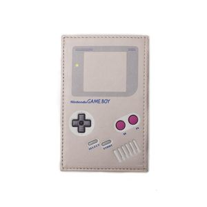 Nintendo Gameboy Pu Card Wallet White