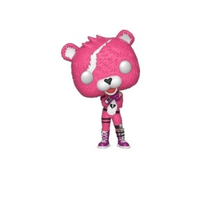 Funko Pop Games Fortnite Cuddle Team Leader Vinyl Figure