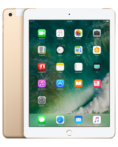 iPad 9.7 Inch 32GB Wi-Fi + Cellular Gold