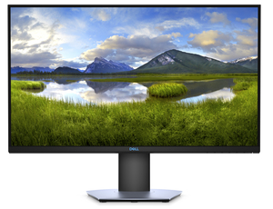 "DELL S2719DGF 27"" LED Wide Quad HD Flat Silver Monitor"