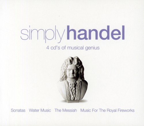 SIMPLY HANDEL / VARIOUS (UK)
