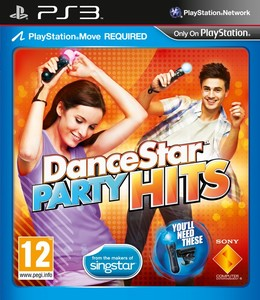 DANCESTAR: PARTY HITS [PRE-OWNED]