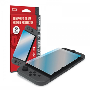 Hyperkin Armor3 Tempered Glass Screen Protector for Nintendo Switch 2 Pack