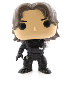 Funko Pop Marvel Civil War Winter Soldier No Arm Vinyl Figure