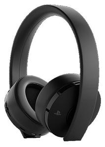 Sony New Gold Wireless Gaming Headset For Ps4